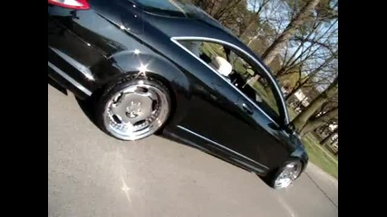 Full Tuned Mercedes Cl 63 Amg Hd / Part2