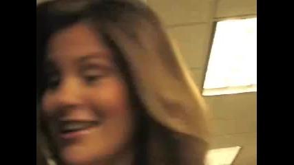 Behind The Scenes Of Nbc Weather Plus with Meteorologist Kristen Cornett - 2006