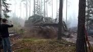 Военната машина за която няма препятствия.•бат-2
