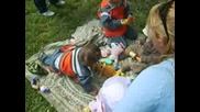 Пикник С Деца