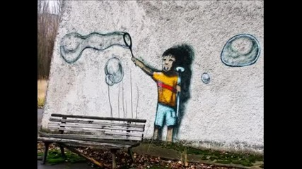 Graffiti in Pripyat, Chernobyl