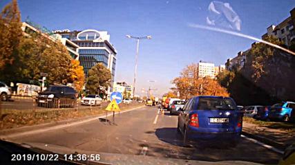 Агресия на пътя