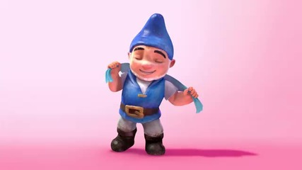 Gnomeo & Juliet Music Video - - Elton John and Nelly Furtado in Crocodile Rock
