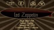 Led Zeppelin - Communication Breakdown (live)
