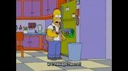 The Simpsons - s18e16 + Субтитри