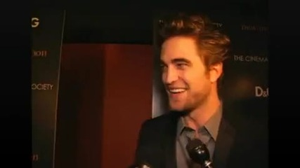 Mtv ;; Robert Pattinson - Remember me ;;