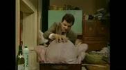 mr. Bean празнува коледа