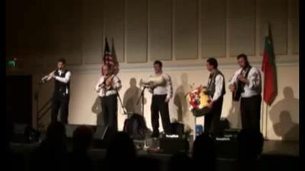 Theodosii Spassov Folk Project Band in San Francisco May 09