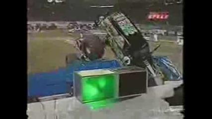 Monster Truck Crash