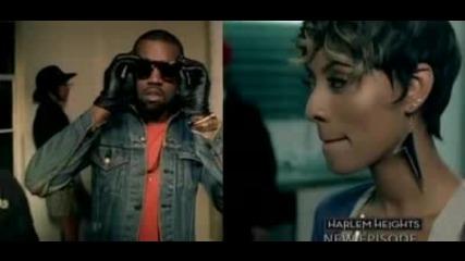 Keri Hilson Ft Kanye West & Ne - Yo - Knock You Down (official Music Video 2009)