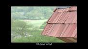 Кръгли Нло Къщи (solaleya)