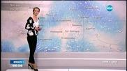 Прогноза за времето (27.03.2015 - сутрешна)