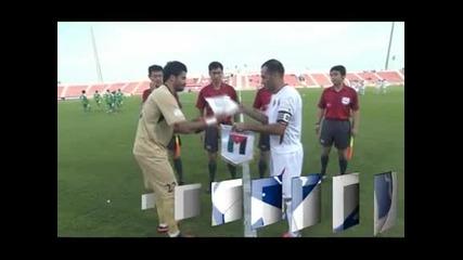 Ирак победи Йордания с късен гол в световните квалификации в Азия
