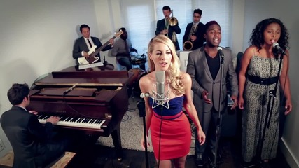 Maps - Vintage Postmodern Jukebox Soul Maroon 5 Cover ft. Morgan James