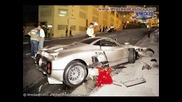 Exotic car crashes collection