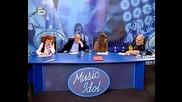 *Music Idol 2* Калин Терзиев - О Азисе огази се !