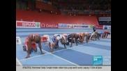 Нов световен рекорд в зала в тройния скок за Теди Тамго