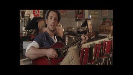 Ако си една звезда - Никос Вертис (официално видео на песента от 2011г.) (превод)