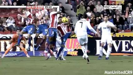 Cristiano Ronald H D || I'm having it 2011 ||