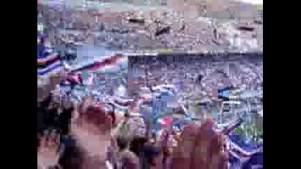 Ultras Sampdoria Choreo