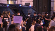Spain: Thousands protest against newly-imposed COVID restrictions in Madrid region
