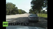 USA: Footage of Sandra Bland's 'aggressive' arrest released by DPS