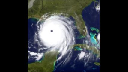 Ураганът Катрина в числа