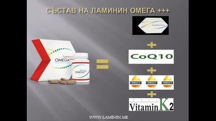 Ламинин И Ламинин Омега +++ (laminine And Laminine Omega+++) Bg презентация