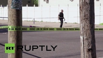 USA: Nine people shot at house party in Brooklyn
