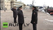 Russia: Black Sea Fleet bolstered with two additional vessels