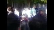 Изпращане на абитуриенти от автото Плевен 08.05.09 - 9