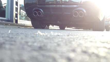 Bmw 335i Remus Race Exhaust