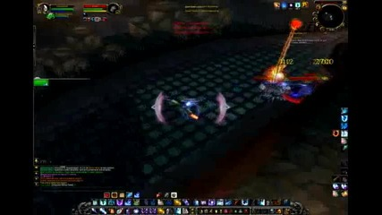Lagspikes 85 mage pvp monster wow