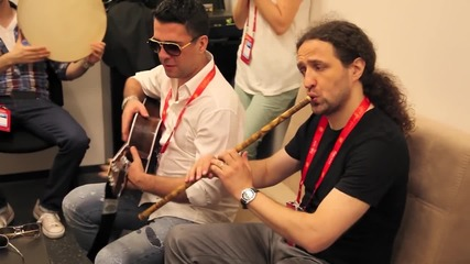 Željko Joksimović & Ad Hoc Orchestra - Eurovision Jamming