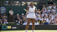 Serena Slam: Williams Slugs Her Way Toward Tennis History
