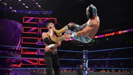 Lince Dorado vs. Ariya Daivari: WWE 205 Live, Sept. 17, 2019