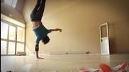 Най гъвкавия танцьор на света за 2012 Hd