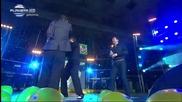 Трио Бик - Палатка - Live - Planeta Hd Годишни музикални награди на телевизия Планета за 2010