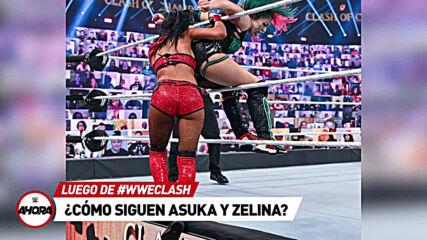 TODO lo que tienes que SABER antes de #RAW: WWE Ahora, Sep 28, 2020
