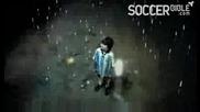 Реклама на новите Adidas F50i с Leo Messi