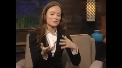 Olivia Wilde @ Chelsea Lately