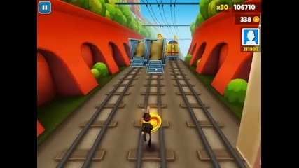 Subway Surfers - Gameplay - 2