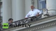 "Austria: ""No extension"" but ""still work to do"" - Iranian FM Javad Zarif"