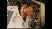 Scott Smith vs Cung Le, Strikeforce Evolution