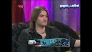 Тома В Шоуто На Азис - Тома Се Издава, Че Харесва Шанел!!! 08.06.2008