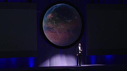 Mexico: Elon Musk presents his Mars colonisation plan