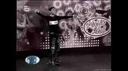 Циганче Върти Кючек и после плаче,  че не са го пуснали да продължи.. Music Idol 2