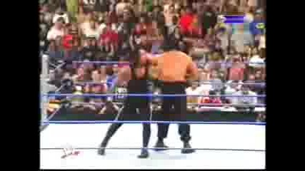 Wwe Undertaker Vs. Great Khali At  Judgment day