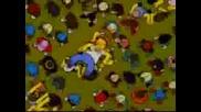 Пребивания на Хоумър Симпсън