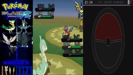 Pokemon Black 2 Waktrought Part 15 - Зоруа и ротационна битка